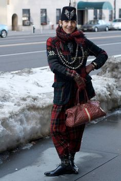 ADVANCED STYLE: Best of The Bags