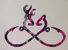 "Camo Hook Infinity Doe Buck Heart Vinyl Decal 5"" Muddy Country Girl Browning"