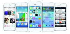 Check out the new article on iOS 7... http://devtech.in/ios-7-the-most-advanced-ios-yet/