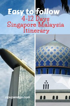 Planning to visit both Singapore and Malaysia in one go? We prepared a comprehensive Singapore Malaysia Itinerary packed with great places for you. Read more on our easy to follow Singapore Malaysia Itinerary! #singaporetravel #malaysiatravel #destinations #singaporemalaysiaitinerary #travelitinerary #asiatravel #travelguide #exploreasia #easytofollowguide Visit Singapore, Singapore Malaysia, Singapore Travel, Malaysia Itinerary, Malaysia Travel Guide, Asia Travel, Solo Travel, Travel Ideas, Travel Inspiration