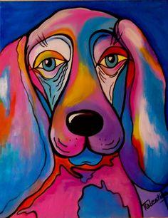 Fonkelnieuw De 32 beste afbeeldingen van Acrylschilderijen | Acrylschilderijen IV-18