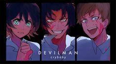 devilman devilman crybaby akira fudo akira fudo and miki makimura   akirafudosbelt.tumblr.com