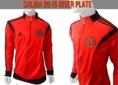 Campera Roja River Plate Julio A. Roca 871 +info: 3704302029 (whatsapp)