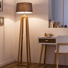 Shipping Furniture From India To Usa Furniture Sale, Discount Furniture, Table Centerpieces For Home, Table Lamps, Wooden Floor Lamps, Lampe Decoration, Front Rooms, Tripod Lamp, Couches