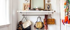 Oh, the entryway! The first thing you see when you get home, the last space you walk through before you leave... and a magnet for jumbles of jackets and piles of dripping boots. Here are ten ways to ensure your entryway gives you a proper welcome home.