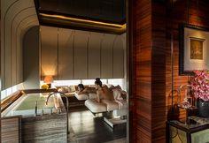 FLARE Spa Pudong Four Seasons Hotel Shanghai at Pudong