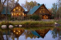 Two Rivers Ranch, Steamboat, Colorado