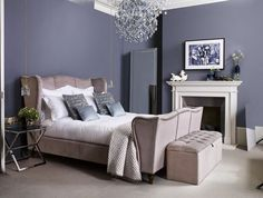 Top-20-Winter-Bedroom-Color-Schemes. #interiordesign #luxuryfurniture. For more news: www.bocadolobo.com/blog