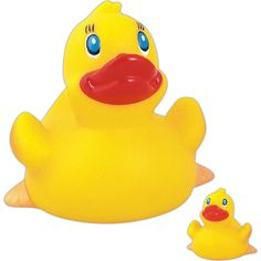 Classic rubber duck...Classic rubber duck floatable toy, balanced weight for floating. Uses for duck races, hotel, hospital, pool, spa promotion and sports events.