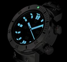 This is the latest watch from UTS Munchen. We've written before about UTS, it's basically the obsessive engineering of Nicolaus Spinner. Do you really need a watch that resists pressure from over twelve thousand feet of water? No, you do READ MORE