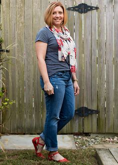 Savvy Southern Chic: Comfortably cute