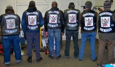 Biker Clubs, Motorcycle Clubs, Biker Gangs, Cut And Color, Patches, Colours, Jackets, Bikers, Image