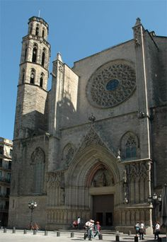 Santa Maria del Mar – Wikipedia