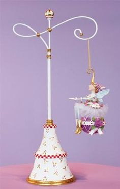 Krinkles NEW Christmas Ornament Displayer by Patience Brewster at Fiddlesticks