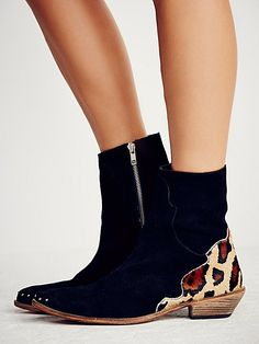 low priced f9df0 b099e Product Image  Last Outlaw Ankle Boot Bean Boots, Fria Människor, Sko Spel,