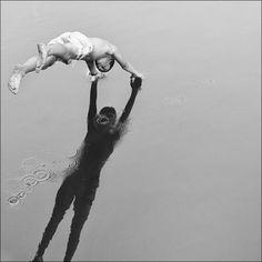 """glamazoid: """"Dive by Andre Kertesz """" Andre Kertesz, Amazing Photography, Street Photography, Art Photography, Beginner Photography, Reflection Photography, Photography Lighting, Black White Photos, Black And White Photography"""