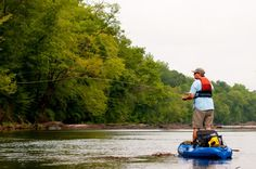 Top 10 US Kayak Fishing Locations 2012