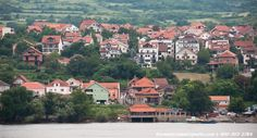 The Danube, on the way to Belgrade