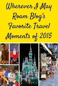I love sharing posts of my favorite travels of the year and 2015 was certainly not a disappointing one for Wherever I May Roam Blog. No adventure is too big or small to enjoy to its fullest. What is your travel year looking like?