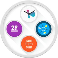 ustwo Smart Watch Faces Android Wear, Android Apps, Face Icon, Weather Information, Watch Faces, Google Play, Smart Watch, Fun Facts, Watches