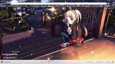 Google Chrome: CityscapeGirl  Download like a boss here. ^^