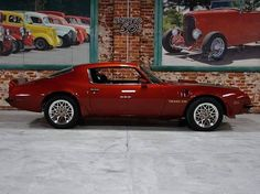 Pontiac Trans Am Old School Muscle Cars, Pontiac Firebird Trans Am, Pony Car, Automotive Art, Us Cars, Drag Cars, Tecno, Performance Cars, American Muscle Cars