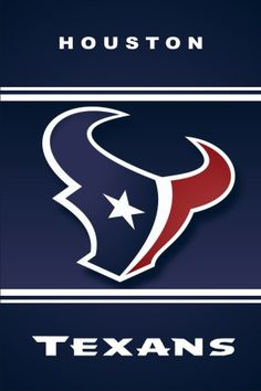 Houston Texans WinCraft Deluxe x Flag But Football, Houston Texans Football, Dallas Cowboys, Denver Broncos, Nfl Logo, Sports Logo, Sports Teams, Bulls On Parade, Texas