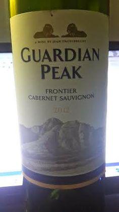Miguel Chan: Guardian Peak Frontier Cabernet Sauvignon 2012 92 ...