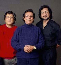 3 Maestros: Pt. Kumar Bose, Pt. Aninda Chatterjee & Pt. Swapan Chaudhury