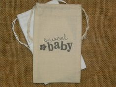 Hey, I found this really awesome Etsy listing at https://www.etsy.com/listing/154453280/24-baby-shower-favor-bags-sweet-baby