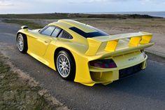 Porsche 911 GT1 Le Mans