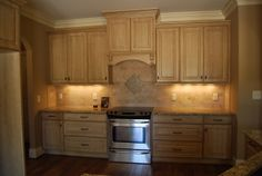 Parade of Homes sample of our work #customcabinetry from Dixon Custom Cabinetry in Kernersville, NC