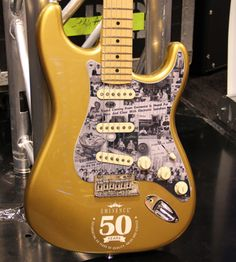 Win an Eminence 50th Anniversary Stratocaster and Blues Jr. Amplifier
