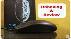 Logitech G90 Gaming Mouse Unboxing and Review
