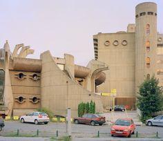 Roman Bezjak | Skopje, Macedonia #socialist #brutalism #architecture