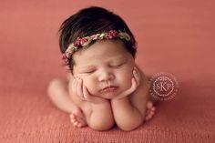 Newborn Photography Fabric Backdrop Ava by RosesAndRufflesProps, $37.00