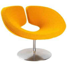 Patrick Norguet Large Apollo Swivel Chair For Artifort New Upholstered