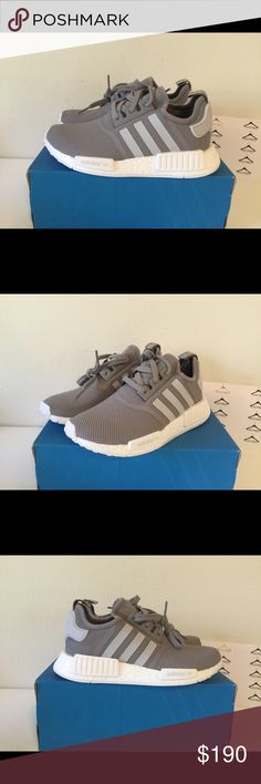 Pink NMD R1 Shoes adidas US