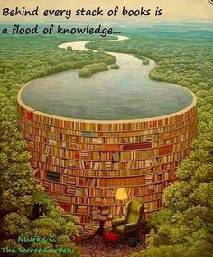 Flood of knowledge