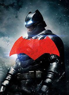 282 Batman v Superman Dawn of Justice - Superhero Film Movie Poster