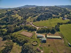 Horse Ranch for Sale in Sonoma County in California. Superb estate quality equestrian property, just 40 minutes from SF. Located less than 3 miles from downtown Petaluma, in a pastoral, end of private lane setting, this special farm is a rare find with lots of options to make this your dream property.