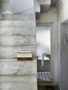Algria Ferreira-Watling's house in Cape Town