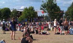 Peace & Love festivalen Borlänge  Foto: Sara Bodin