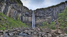 Vatnajokull National Park in Iceland