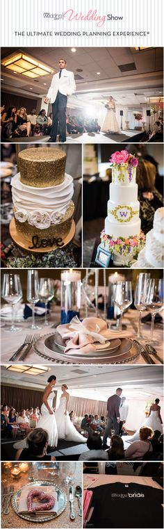 The Orlando Wedding Show is the perfect place to start planning your dream wedding. Caterers, florists, venues, - you name it!