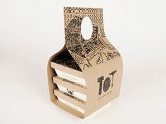 packaging diseño    Aula Creactiva, escuela de creativos. Madrid.