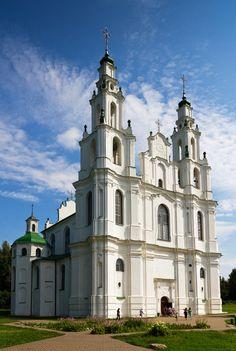 Saint Sophia Cathedral, Polotsk, Belarus (by beagle17)