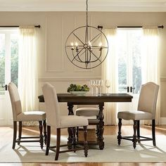 Darby Home Co® Foster 5 Piece Dining Set