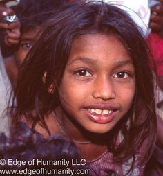 This travel photograph depicts an Indian girl. Image captured in India. See also: School Children –India  Back to HOME PAGE Copyright© Edge of Humanity LLC 2015