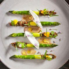 Asparagus :: Best New Chef Restaurant The NoMad, New York City